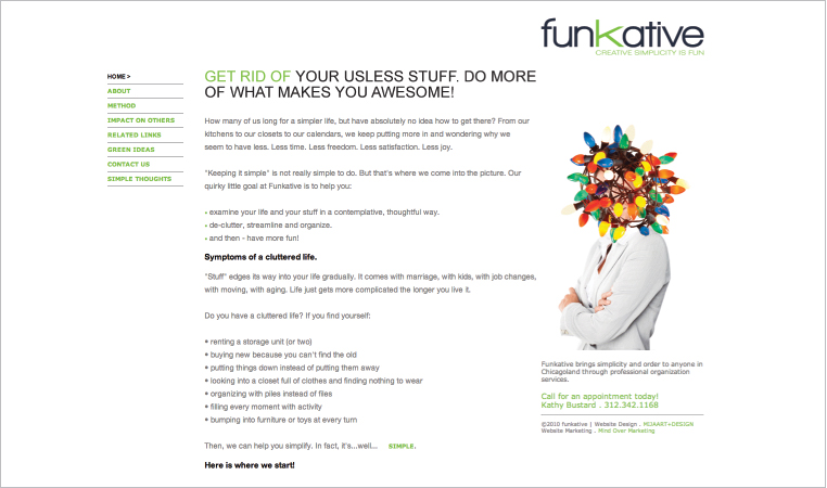 funkative website