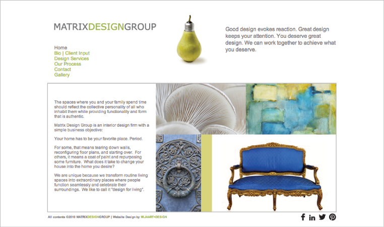 Matrix Design Group